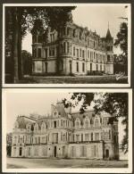 JARNAC 2 CP Du Château De Cressé (Galé Gilbert) Charente (16) - Jarnac