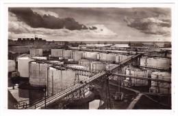 AK Rumänien - Im Hafen Von Constanja - Öl Lager - Ungebraucht - - Roumanie