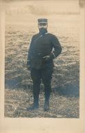 MILITARIA - HESDIN - Belle Carte Photo Portrait Militaire écrite à Hesdin En 1915 - Photo J. PASQUERO à LILLE - Hesdin