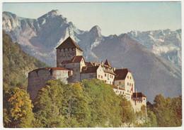 SCHLOSS VADUZ, LIECHTENSTEIN, RESIDENCE OF RULING PRINCE. UNPOSTED - Liechtenstein