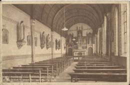 Liedekerke.  -  Institut Des Frères De St-Gabriel;   De Kapel  /  La Chapelle;   1920   Naar Baasrode - Denderleeuw