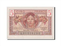 France, 5 Francs Trésor Français 1947, Pick M6a - Treasury