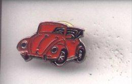 13-aut65. Pin Volkwagen. Escarabajo. Descapotable - Volkswagen