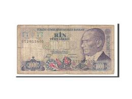 Turquie, 1000 Lira Type Atatürk - Türkei
