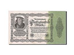 Allemagne, 50 000 Mark, Type 1922 - [ 3] 1918-1933 : Weimar Republic