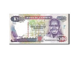 [#109926] Zambie, 100 Kwacha Type 1991 - Zambie
