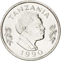 Tanzanie, 50 Senti 1990, KM 26 - Tanzania