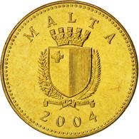 [#36657] Malte, République, 1 Cent, 2004, KM 93 - Malta