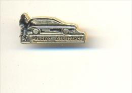 13-aut116. Pin Peugeot Asistance - Peugeot