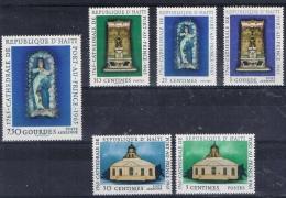 BB 638 D'HAITI  XX  YVERT NRS 537/539 + LP 315/317 ZIE SCAN - Haïti