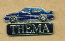 13-aut142. Pin Lancia Thema - Pin