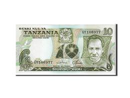 [#109860] Tanzanie, 10 Shillingi Type 1978 - Tanzanie