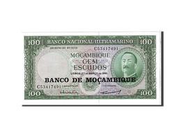 Mozambique, 100 Escudos Type 1961 - Mozambique