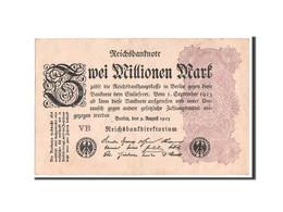 Allemagne, 2 Millionen Mark Type 1923 Fifth, Pick 104a - [ 3] 1918-1933 : Repubblica  Di Weimar