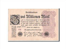 Allemagne, 2 Millionen Mark Type 1923 Fifth, Pick 104a - 2 Millionen Mark
