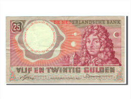 [#83357] Pays-Bas, 25 Gulden Type 1955, Pick 87 - [2] 1815-… : Kingdom Of The Netherlands