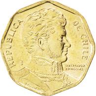 Chili, République, 5 Pesos 2006, KM 232 - Chile
