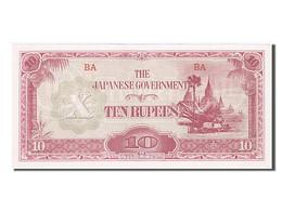 [#256041] Birmanie, 10 Rupees, Type 1942-1944 - Myanmar