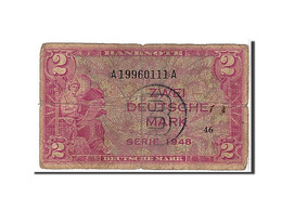 [#109454] Allemagne, 2 Deutsche Mark Type 1948 - [10] Emissions Militaires