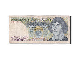 [#257255] Pologne, 1000 Zlotych, Type M. Kopernik - Pologne