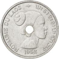 Laos, Royaume, 10 Cents 1952 Essai, KM E1 - Laos