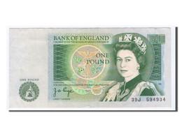 [#83284] Grande-Bretagne, 1 Pound Type 1971-82, Pick 377a - 1952-… : Elizabeth II