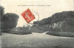DAMMARTIN EN GOELE PROMENADE DU CHATEAU - France