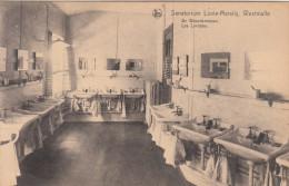Westmalle, Sanatorium Lizzie Marsily, De Waschkommen, Les Lavabos (pk17516) - Malle