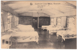 Westmalle, Sanatorium Lizzie Marsily, Eene Slaapzaal (pk17518) - Malle