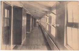 Westmalle, Sanatorium Lizzie Marsily, Een Gang Met De Kassen (pk17519) - Malle