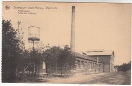 Westmalle, Sanatorium Lizzie Marsily, Machienzalen (pk17520) - Malle