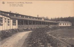 Westmalle, Sanatorium Lizzie Marsily, Een Pavilloen Voor Zieken (pk17522) - Malle