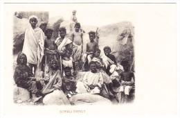 AK DJIBOUTI  -  Somalies Family - Ungebraucht - Djibouti
