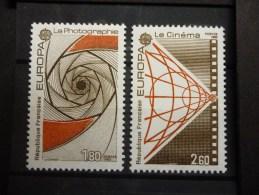 THEMA EUROPA FRANKRIJK 2270/2271  Xx ( YVERT ) COTE : 3.50 EURO ( B ) - Europa-CEPT