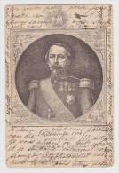 24 DÉCEMBRE 1904 NAPOLÉON III EMPEREUR DES FRANCAIS - 2 Scans - - Personnages