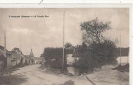 PIERREGOT  La Grande Rue Animée, Automobile - Francia