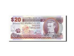 Barbades, 20 Dollars Type Prescod - Barbados