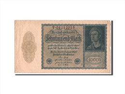 [#350700] Allemagne, 10000 Mark Type 1922 First, Pick 72 - [ 3] 1918-1933 : République De Weimar