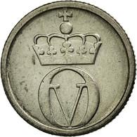 Monnaie, Norvège, Olav V, 10 Öre, 1968, SUP, Copper-nickel, KM:411 - Norvège