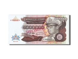 [#306076] Zaïre, 5 000 000 Zaïres Type Mobutu - Zaïre