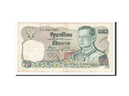 [#156903] Thaïlande, 20 Baht Type Rama IX - Thailand