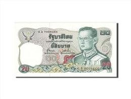 [#257686] Thaïlande, 20 Baht, Type Roi Rama IX - Tailandia