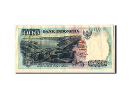 Indonésie, 1000 Rupiah Type 1992 - Indonésie