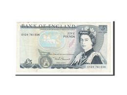 [#158117] Grande Bretagne, 5 Livres Type Elizabeth II - 1952-… : Elizabeth II