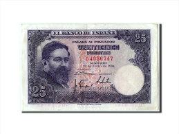 [#304352] Espagne, 25 Pesetas Type Albeniz - [ 3] 1936-1975 : Regency Of Franco
