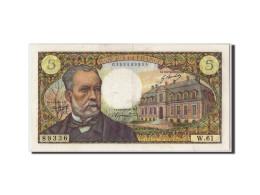 [#306650] 5 Francs Pasteur Type 1966, 7 Décembre 1967, Fayette 61.6 - 1962-1997 ''Francs''