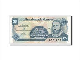 [#350435] Nicaragua, 25 Centavos Type 1990;91-92 ND, Pick 170a - Nicaragua