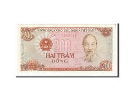 Viêt-Nam, 200 Dông Type Ho Chi Minh - Vietnam