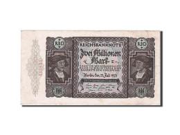[#256694] Allemagne, 2 Millions Mark, Type 1923 - 2 Millionen Mark