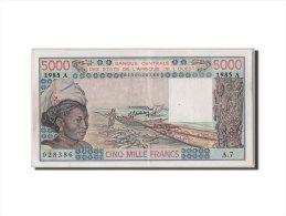 [#305540] Afrique De L'Ouest, Côte D'Ivoire, 5000 Francs Type 1977-81 - Côte D'Ivoire